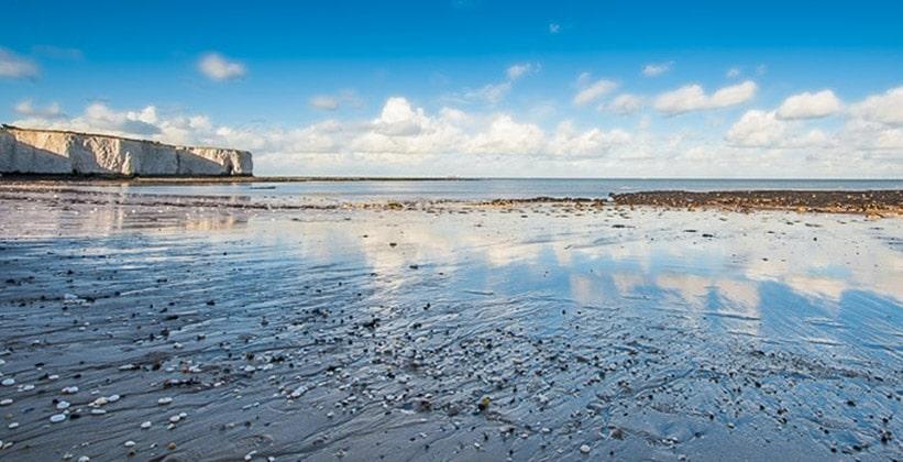 Остров Танет (Белые скалы) в Англии