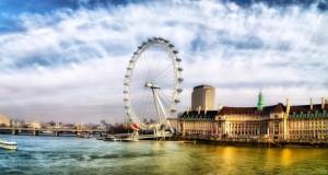 Лондонский глаз (Око Лондона)