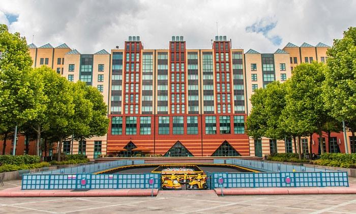 Отель «Нью-Йорк» в Диснейленде Парижа