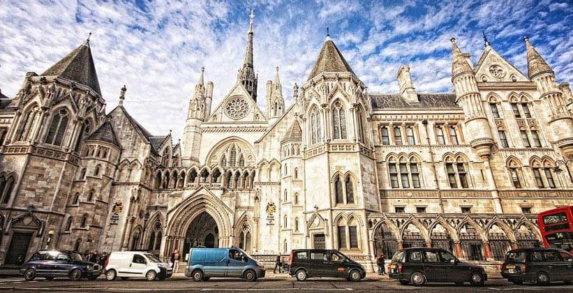 Королевский суд в Лондоне