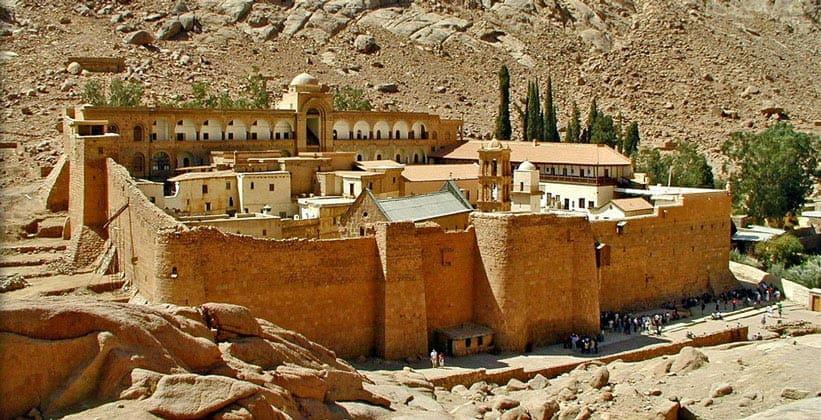 Картинки по запросу Синайский монастырь святой Екатерины