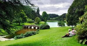 Садово-парковый комплекс Стоу в Англии