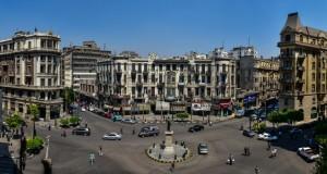 Площадь Талаат Харб в Каире