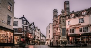 Английский город Кентербери