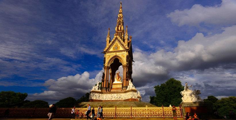 Мемориал принца Альберта (Кенсингтонские сады)