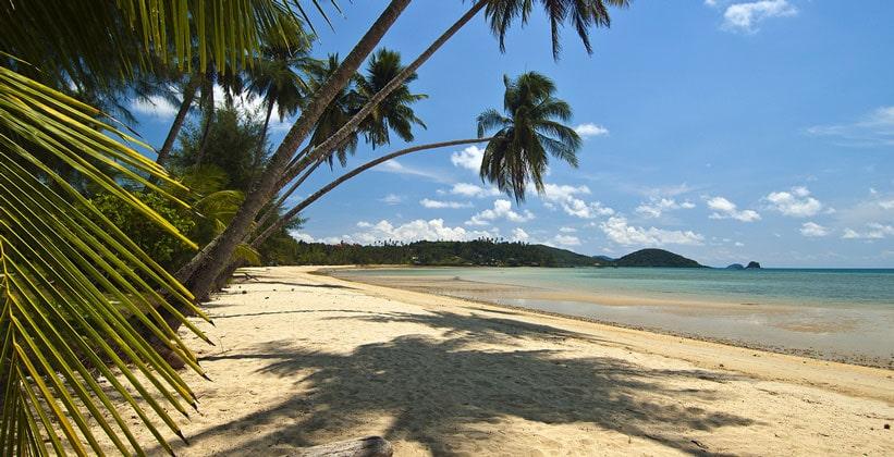 Пляж Ао Суан Яй на острове Ко Мак