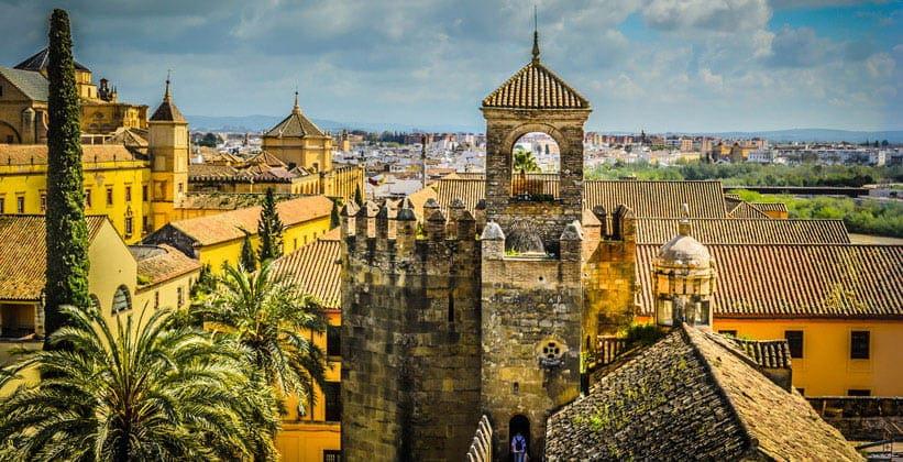 Архитектура провинции Кордова в Испании