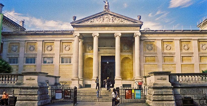 Эшмолеанский музей в Оксфорде