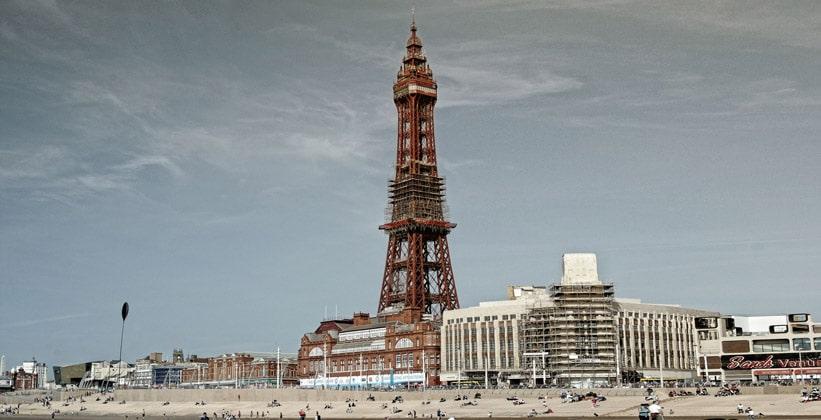 Блэкпульская башня (Blackpool Tower)