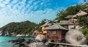 Бунгало на острове Ко Тао