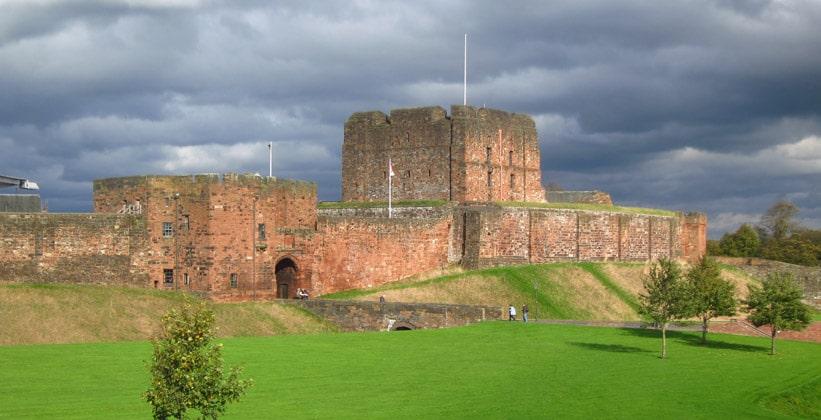 Оборонительный замок Карлайла (Carlisle Castle)
