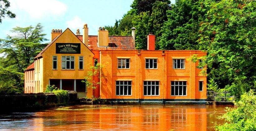Отель Coxs Mill в ущельи Чеддер