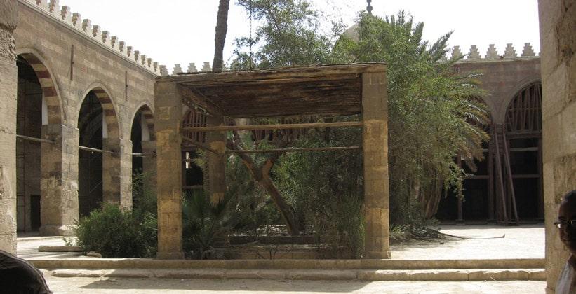 Голубая мечеть Каира