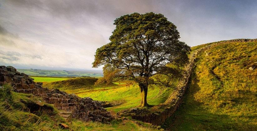 Адрианов вал (Hadrian's Wall)