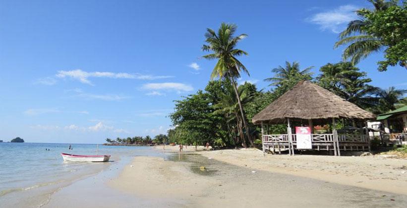 Пляж Хат Кай Бэ на острове Ко Чанг