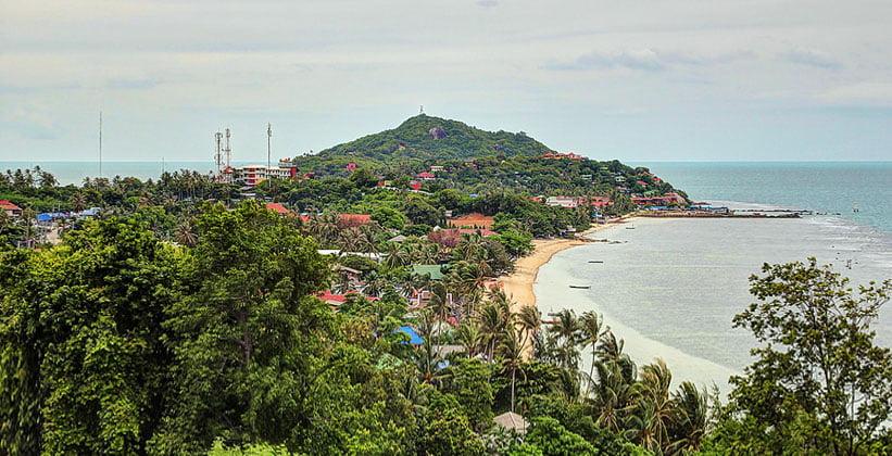 Курорт Хат Рин на острове Ко Пханган