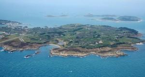 Острова Силли в Англии