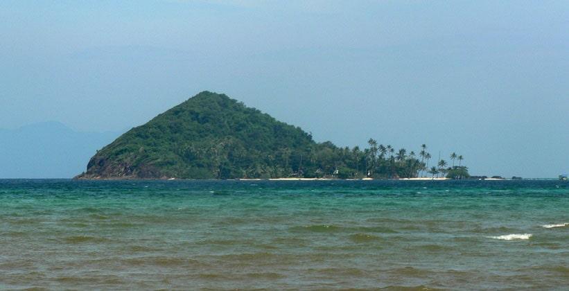 Остров Ко Кам в Таиланде