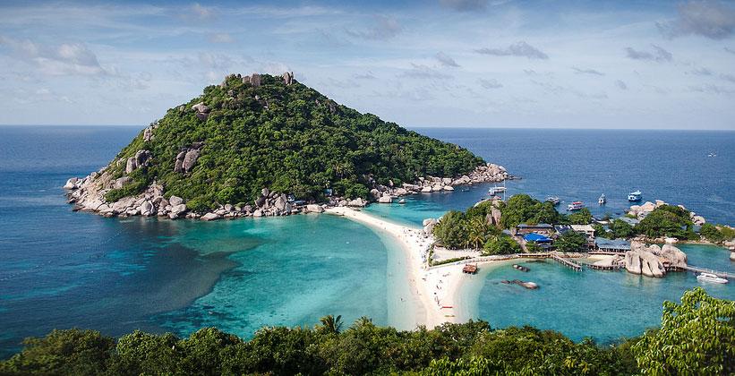 Группа островов Ко Нанг Юан