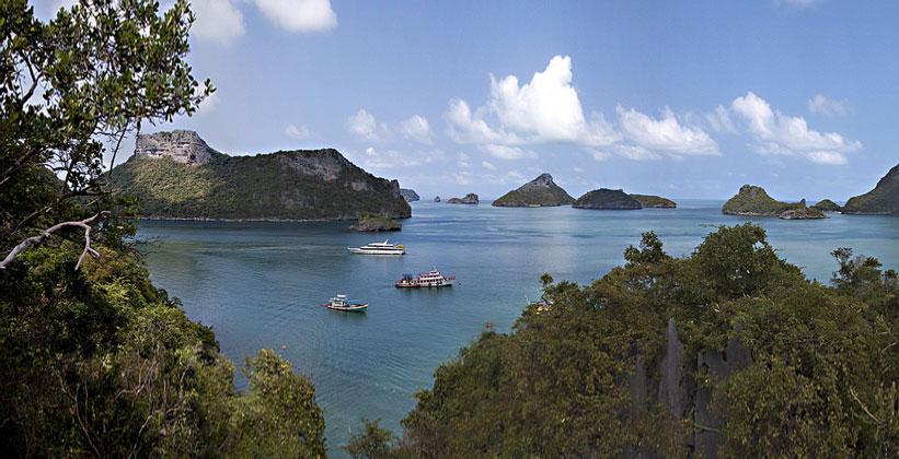 Остров Ко Самуи в Таиланде