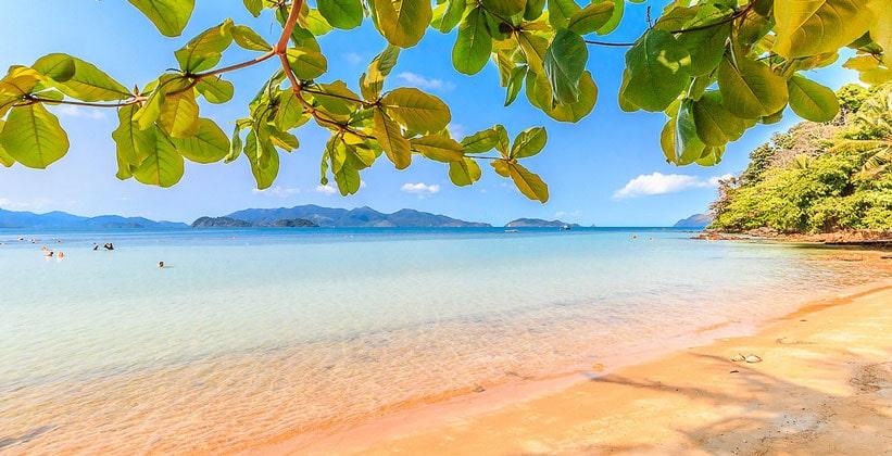 Остров Ко Вай в Таиланде