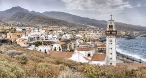 Красоты острова Тенерифе в Испании