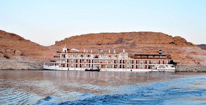 Круизы по озеру Насер в Египте