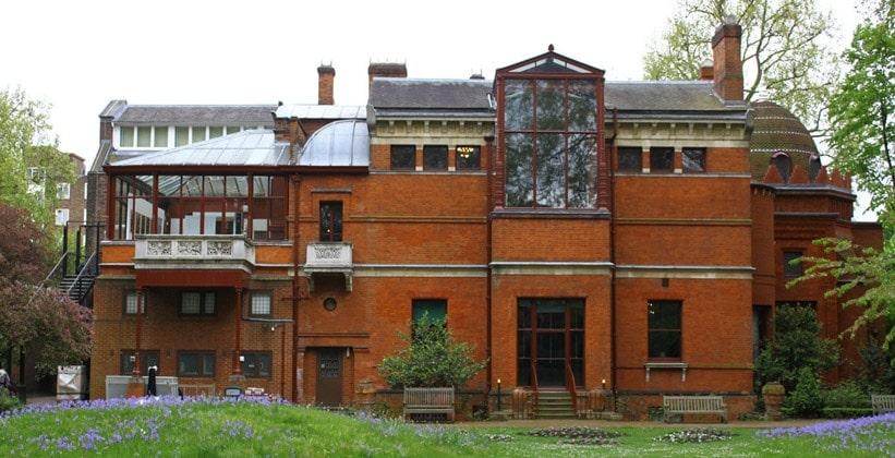Музей Лейтон-Хаус в Лондоне