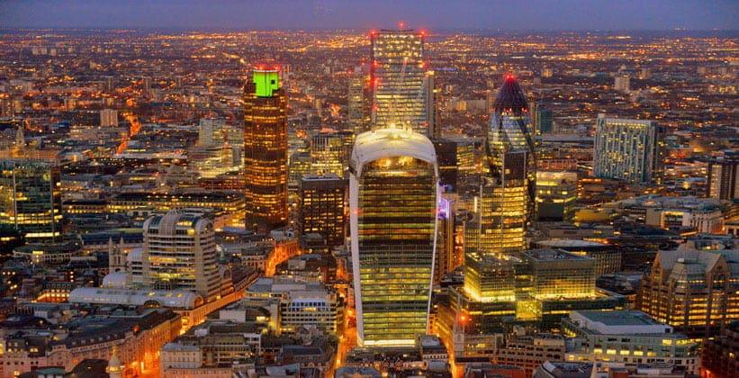 Финансовый центр Лондона