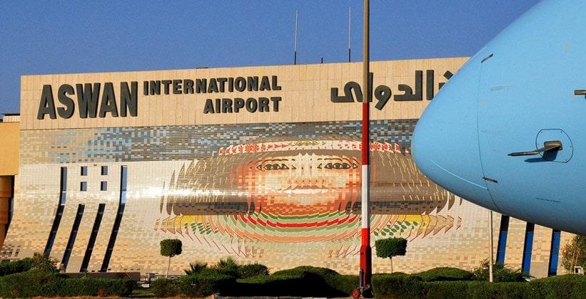 Международный аэропорт Асуана