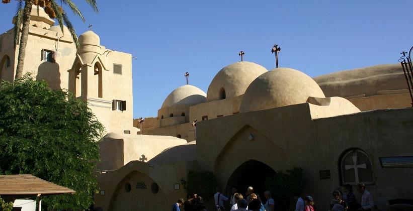 Монастырь Дейр аль-Сурьяни в Египте