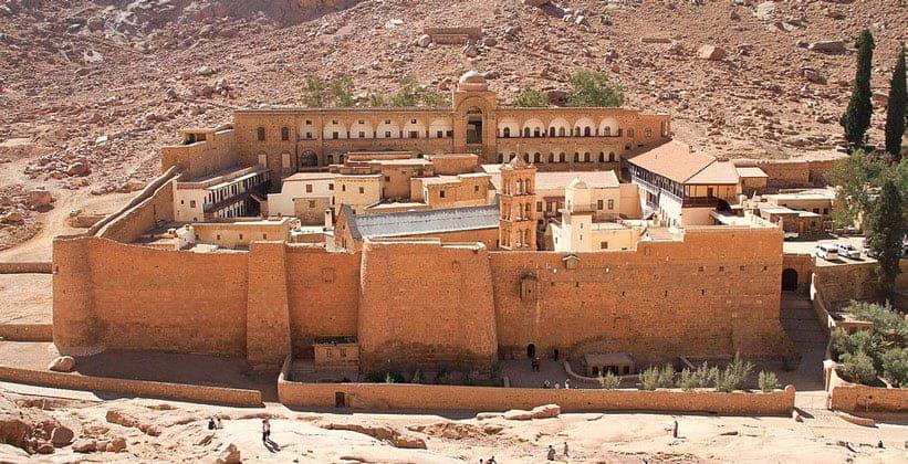 Монастырь Святой Екатерины (Синайский полуостров)