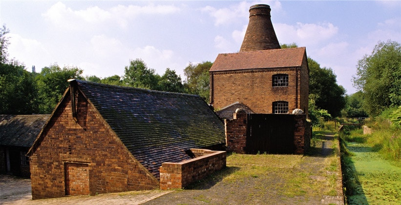 Музей ущелья в деревне Айрон-Бридж