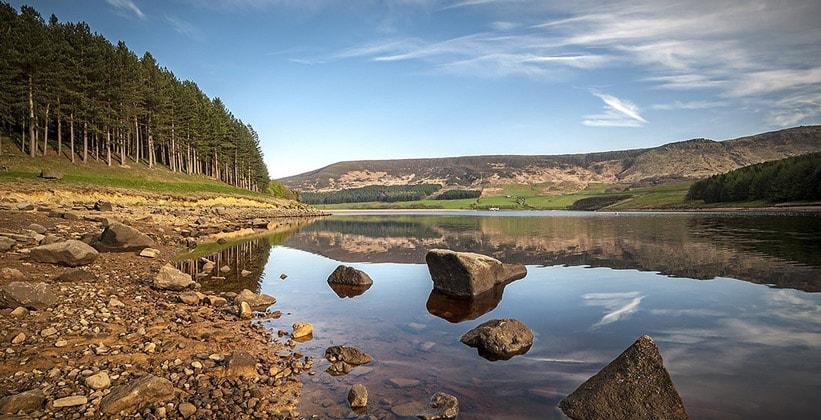 Красоты северо-западной Англии