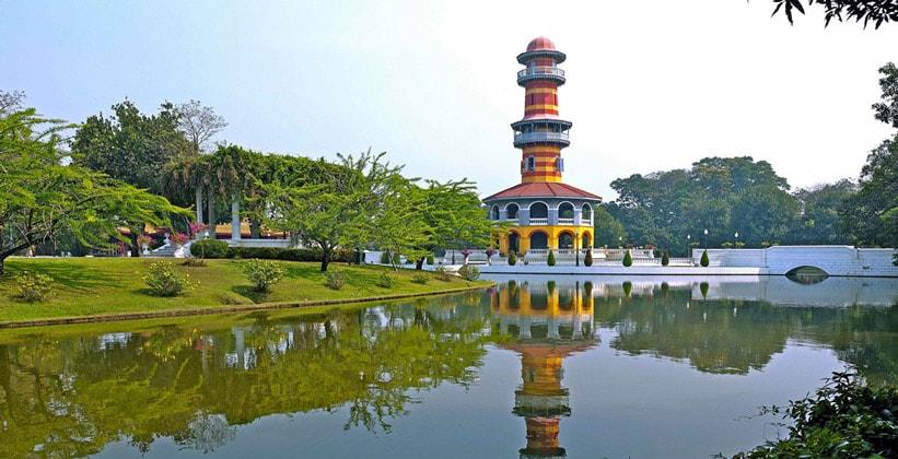 Пагода в Лопбури