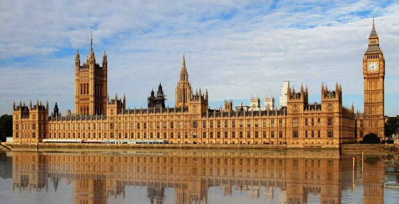 Здание Парламента (Вестминстерский дворец)