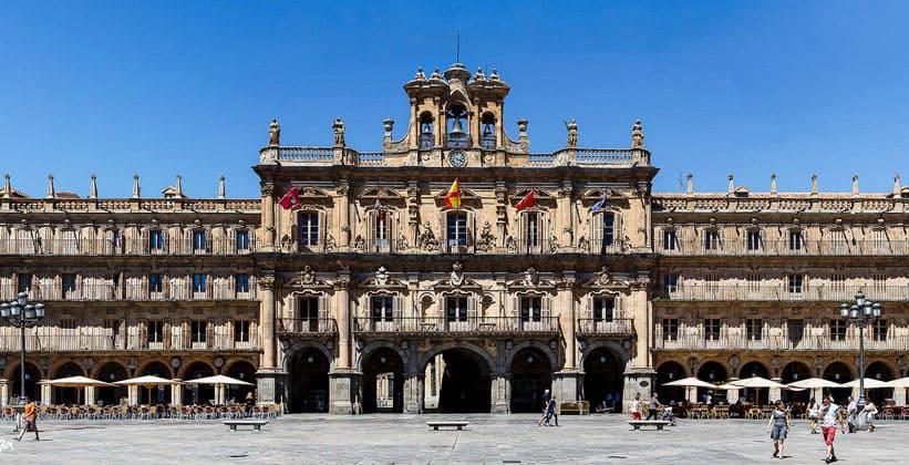 Городская ратуша Саламанки