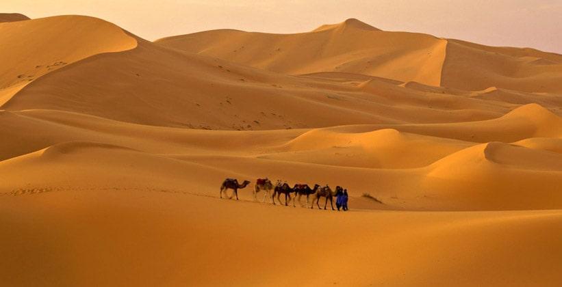 Пустыни Египта