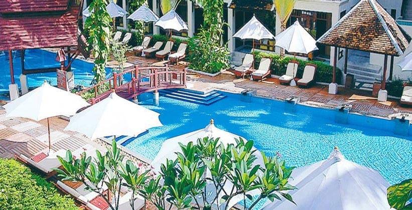 Отель Chaweng Regent на пляже Чавенг