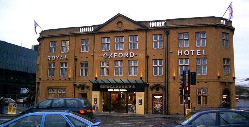 Отель Royal в Оксфорде