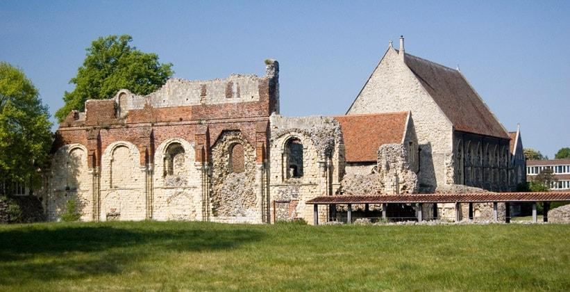 Аббатство Святого Августина в Кентербери