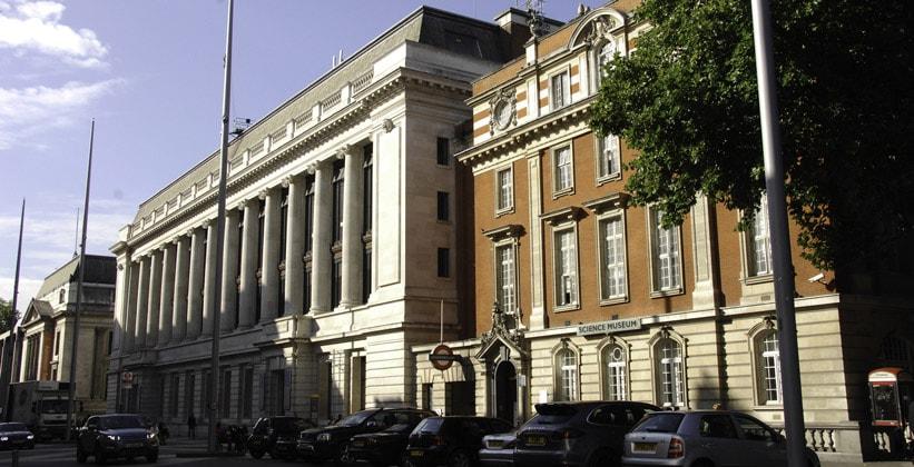 Музей наук в Лондоне