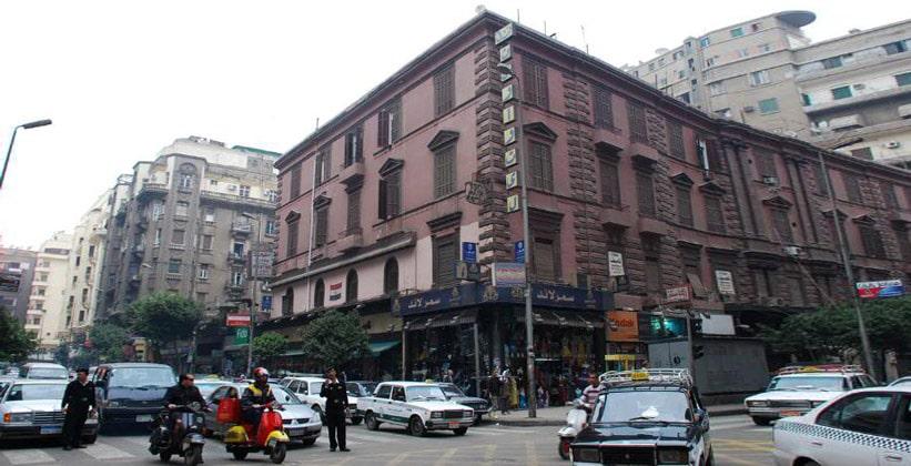 Улица Шария Адли в Каире