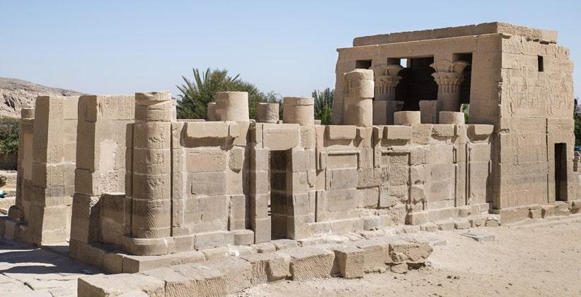Храм Хатхор на острове Филе