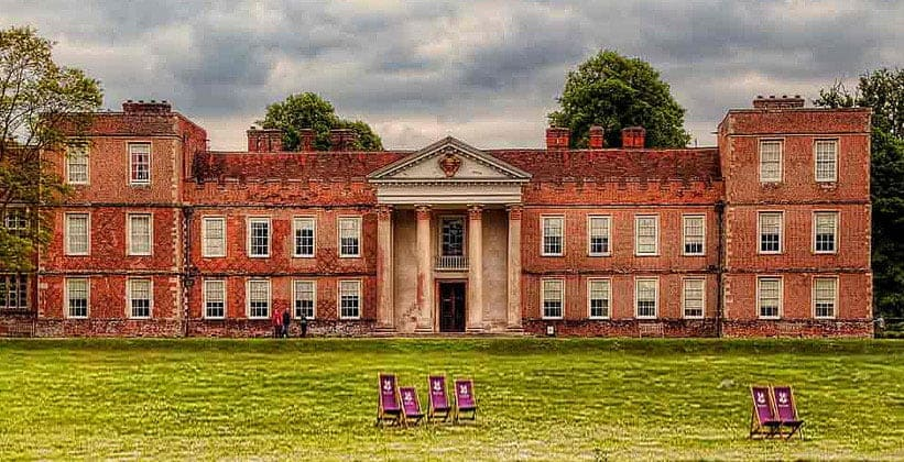 Загородный дом Вайн в Англии