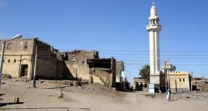 Древнеегипетский город Абидос