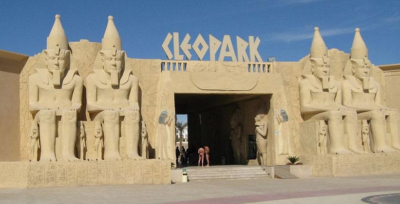 Аквапарк Cleo Park в Наама-Бей
