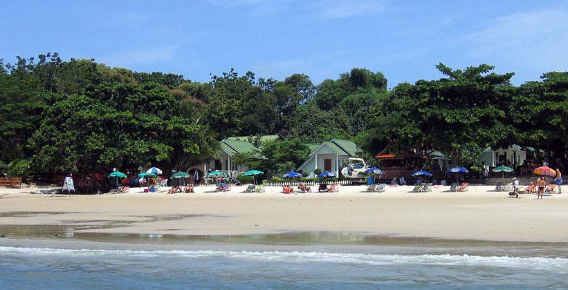 Пляж Ао Пхай на острове Ко Самет