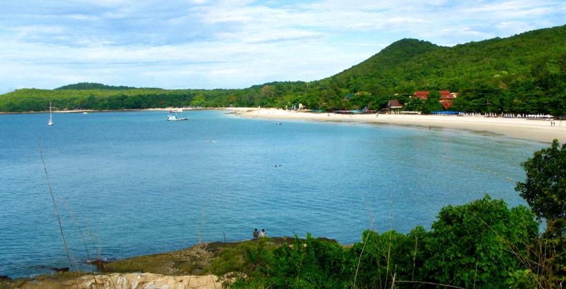 Залив Ао Вонг Дуан на острове Ко Самет