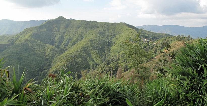 Национальный парк Дой Пхукха